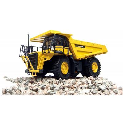 Universal Hobbies UH 8009U Komatsu HD605 Mining Dump Truck Rigid 1:50