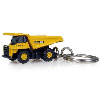 Universal Hobbies UH5540 Komatsu HD 605 Mining Truck Diecast Keyring