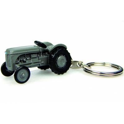 Universal Hobbies UH5565 - 1947 Massey Ferguson TEA20 Tractor Little Grey Fergie Diecast Keyring