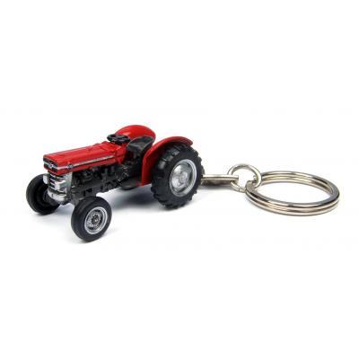 Universal Hobbies UH5566 - Massey Ferguson 135 Tractor Diecast Keyring