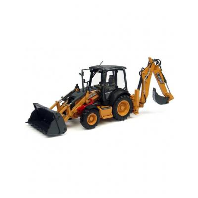 Universal Hobbies UH8079 Case 580ST Backhoe Loader Scale 1:50
