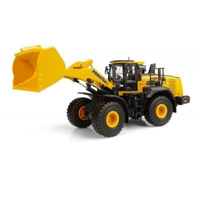 Universal Hobbies UH8146 Komatsu WA475-10 Four Wheel Loader New 2021 Scale 1:50