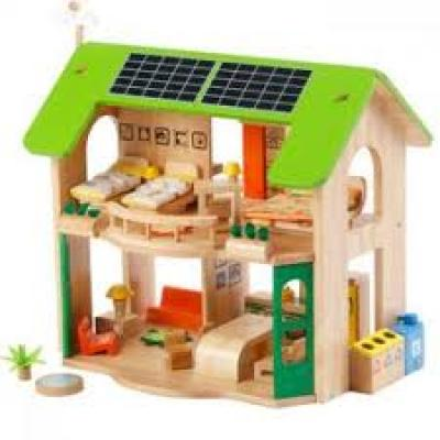 Voila S543E - Eco-House with Furniture
