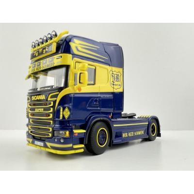 WSI 01-2040 Scania Topline 4x2 Prime Mover - Jimmy Rosenqvist - Scale 1:50