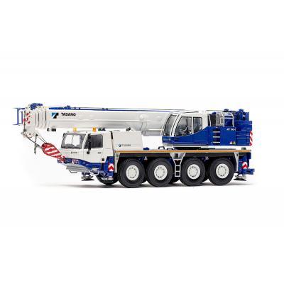 WSI 04-1101 TADANO FAUN ATF 70G-4 Mobile Crane - Tadano Livery - Scale 1:50