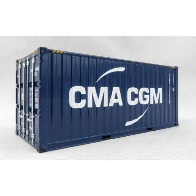 WSI 04-2083  20ft Shipping Container CMA CGM - Scale 1:50