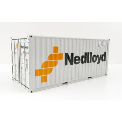 WSI 04-2102 20ft Shipping Container Nedloyd - Scale 1:50