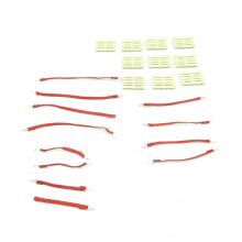 WSI 12-1024 Straps and Pallets for Truck Load  - Scale 1:50