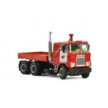 WSI 410230 Mammoet MACK F700 6X4 Prime Mover with Ballast Box Mammoth - Scale 1:50