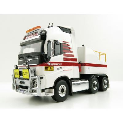WSI 410260 Australian Mammoet Volvo FH16 Globetrotter XL 6x4 with Ballast Box - Scale 1:50
