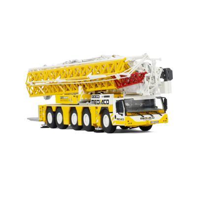 WSI 51-2050 - LIEBHERR MK140 Mobile Construction Crane - Mediaco - Scale 1:50