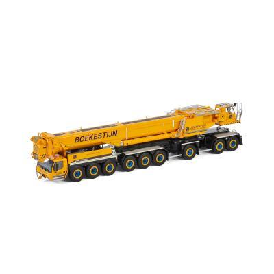 WSI 51-2060 - Liebherr LTM 1750-9.1 9-axle Mobile Hydraulic Crane Boekestijn New 2020 - Scale 1:50