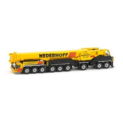 WSI 60-1001 - Liebherr LTM 1750-9.1 Mobile Crane Nederhoff - Scale 1:87
