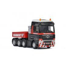 WSI 900034 - Mammoet MAN TGX XXL 8x4 Prime Mover + BALLAST BOX - Scale 1:87