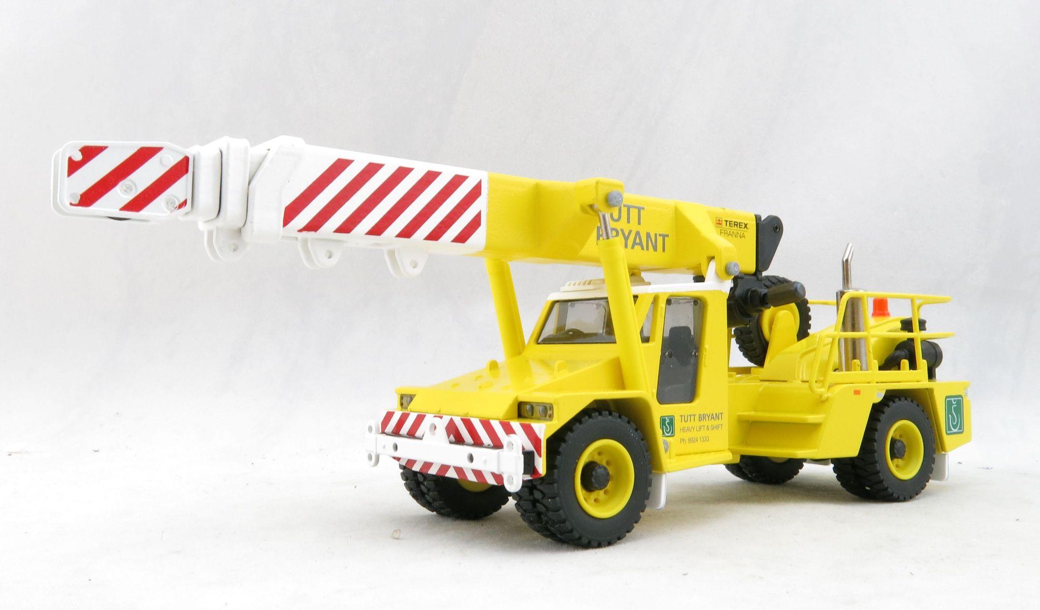 Terex Demag CC8800 Crane Counterweight Kit Conrad 1:50 Model #99908//0 New!