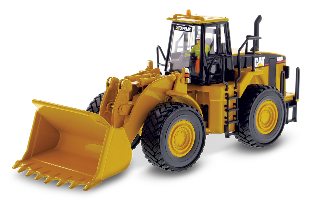 Diecast Masters 85027 Scale 1:50 Caterpillar CAT 980G Four Wheel Loader