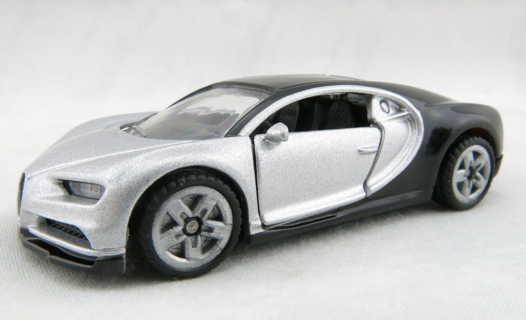 siku 1508 bugatti chiron sports car diecast new release 2018 ebay. Black Bedroom Furniture Sets. Home Design Ideas